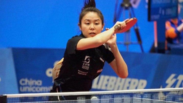 A brasileira Jéssica Yamada deu adeus aos Jogos Olímpicos. Na primeira rodada do tênis de mesa, Yamada foi derrotada pela suíça Rachel Moret por 4 a 2.