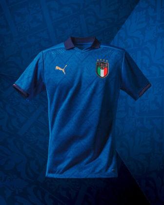 A camisa também será usada na Eurocopa 2021. O modelo será colocado à venda em breve no Brasil, mas ainda não há informações sobre o valor da camisa no país. Veja mais imagens do uniforme na galeria.