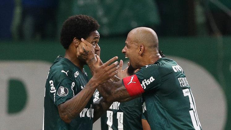 A campanha do Palmeiras no Paulistão, contando até a semifinal contra a Ponte, foi composta por oito vitórias, quatro empates e apenas duas derrotas, num aproveitamento de 66,6%. Até essa fase, foram 20 gols feitos e apenas seis tomados.