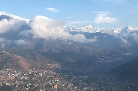 Butão tem população de 800 mil pessoas