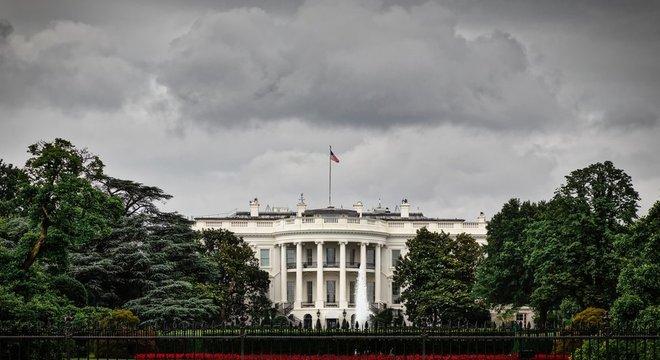 A Casa Branca, em Washington; histórico dos EUA em conflitos externos tem trajetória por vezes relacionada com disputas eleitorais internas