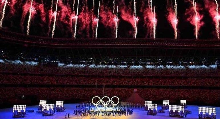 Cerimônia também anunciará início dos Jogos Paralímpicos, que começam no dia 24