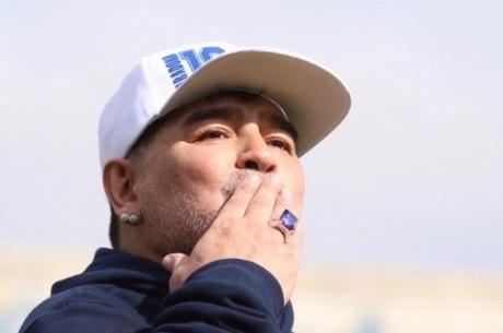 Diego Maradona morreu nesta quarta-feira (25)