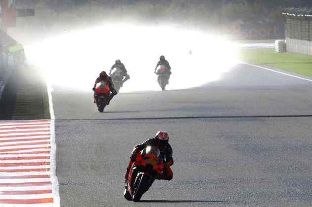 A classificação da MotoGP em Valência