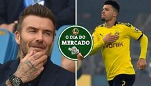 Beckham quer levar Messi e CR7 aos EUA… as novidades do Mercado