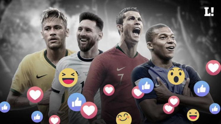 A Copa do Mundo ainda está longe, mas como as eliminatórias sul-americanas começaram, nada melhor do que já ir pensando como será a competição no Qatar, em 2022. Por isso, o L! divulga aqui as 20 seleções (que já participaram do Mundial) que são mais populares nas redes sociais, incluindo também a plataforma TikTok. Confira, em ordem crescente, o estudo feito pela IBOPE Repucom!