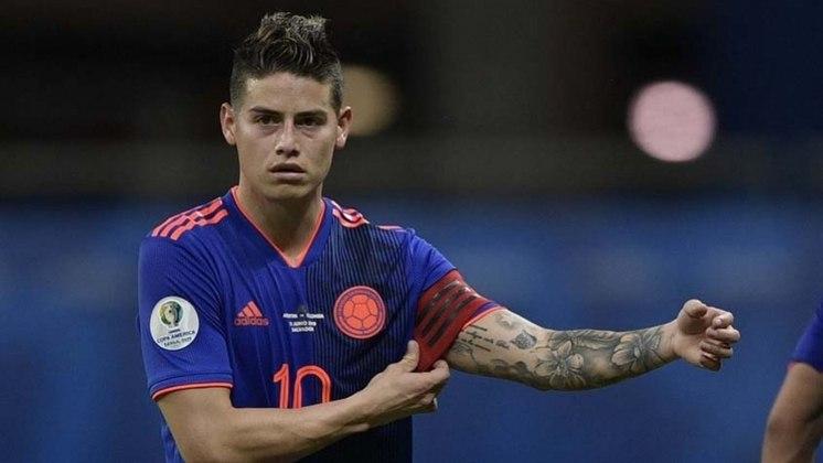 A Copa do Mundo de 2014, realizada no Brasil, trouxe mais alguns craques para o gramado do Maracanã. Um deles foi o colombiano James Rodrigues, autor de dois gols na vitória por 2 a 0 sobre o Uruguai.