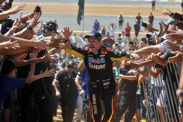 A Corrida do Milhão retornou à Goiânia em 2018. E Rubens Barrichello conquistou mais uma vitória na tradicional corrida da Stock Car