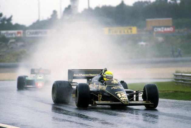 A corrida ficou 24 anos ausente do calendário e retornou em 1984, no circuito do Estoril. Em 1985, Ayrton Senna venceu pela primeira vez na F1 com a Lotus