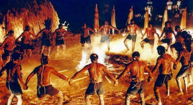 A Cultura Tupi-guarani sofreu forte impacto no convívio com o colonizador