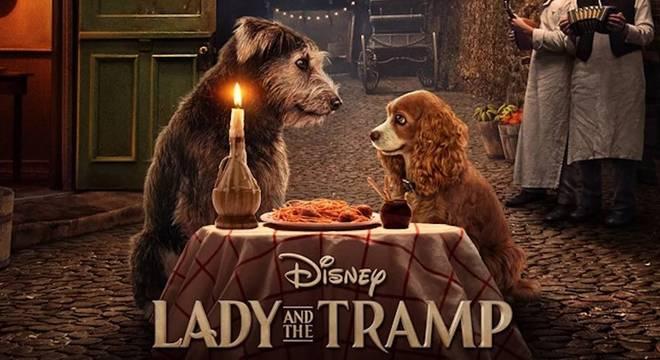 A Dama e o Vagabundo: revelado trailer do live action da Disney+