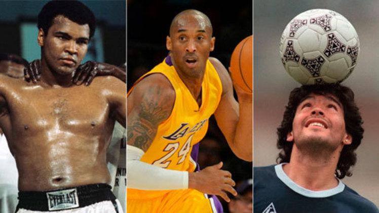 A década de 2010 está chegando ao fim e, infelizmente, grandes personalidades do esporte nos deixaram. Por isso, em homenagem ao legado e grandeza desses atletas, o LANCE! relembrou alguns dos esportistas que nos deixaram nesta década.