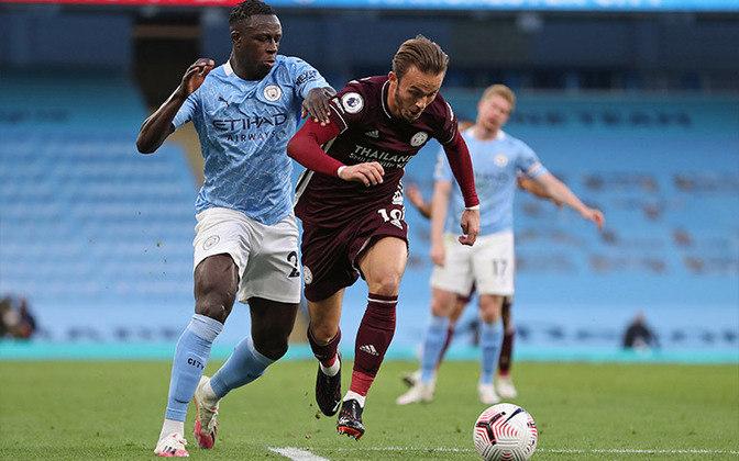 A defesa voltou a ser alvo de críticas na goleada de 5 a 2 para o Leicester na rodada de fim de semana da Premier League.