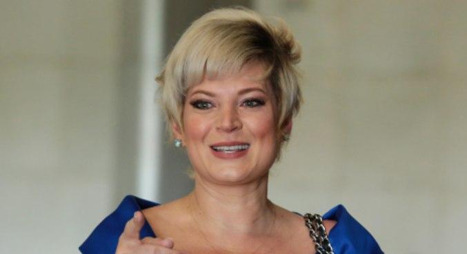 A deputada federal Joice Hasselmann que deixa o PSL