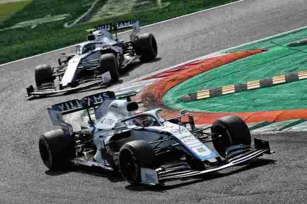 A dupla da Williams novamente sofreu muito e não conseguiu bons resultados