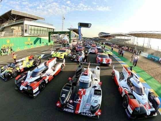 A edição de 2020 das 24 Horas de Le Mans vai ter sete brasileiros no grid. Confira todos
