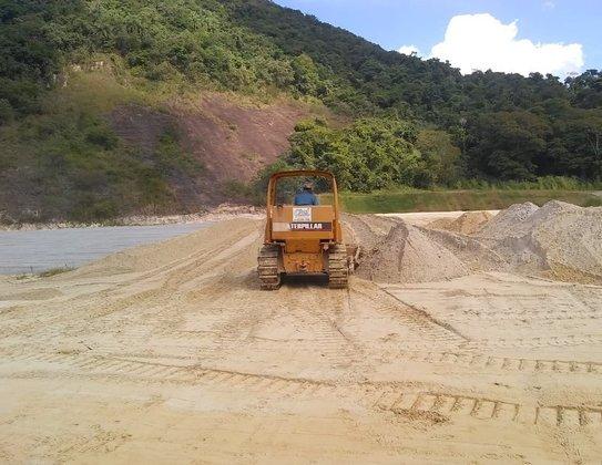 A Empreiteira Crol divulgou imagens das obras do futuro Centro de Treinamento do Botafogo