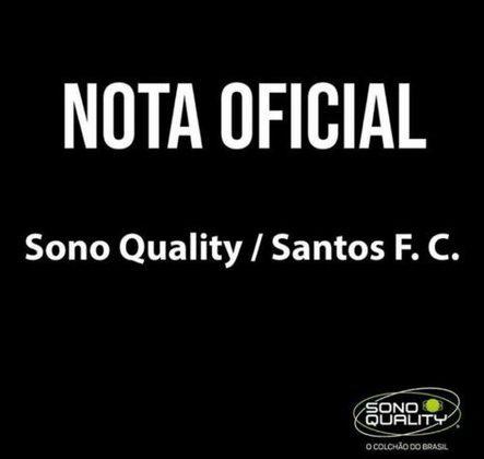 A empresa está vinculada às Sereias da Vila, time feminino do Santos, mesmo assim se posicionou repudiando a contratação de Robinho e disse que acompanharia o prosseguimento da condução.