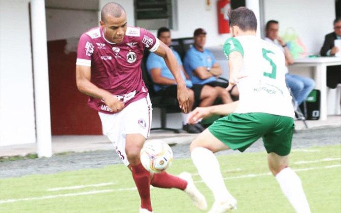 A equipe de Jaraguá do Sul obteve o resultado após ter perdido por 2 a 1 para o Figueira quando atuou como mandante. Neste domingo, o adversário será o Brusque