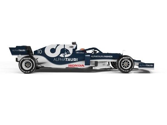 A equipe quis apenas fazer mudanças pontuais no carro de 2020, que venceu em Monza, pois considerou o modelo um sucesso