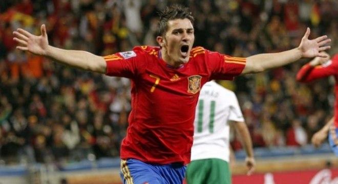 A Espanha perdeu para a Suíça em 2010, reagiria e seria campeão de forma inédita