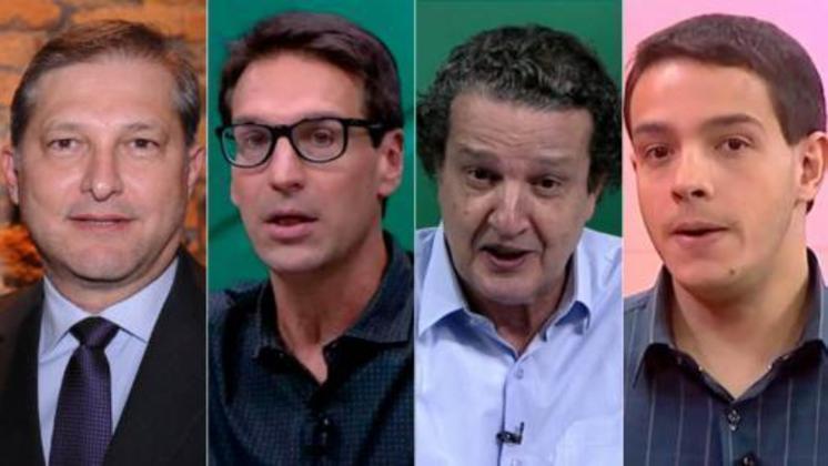 A ESPN também teve muitas mudanças durante o processo, mas o sentimento de incerteza era diferente. Nomes como João Palomino, Juca Kfouri, Rafael Oliveira e Arnaldo Ribeiro deixaram a casa.