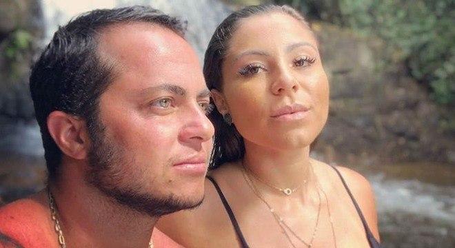 A esposa de Thammy Miranda mostrou uma foto de grávida impressionante