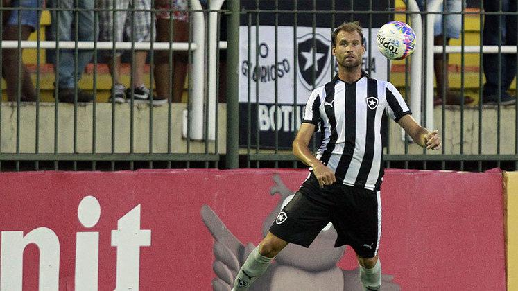 A estreia de Joel Carli foi no dia 13 de fevereiro de 2016, em uma vitória do Botafogo sobre o Resende por 1 a 0, válida pelo Campeonato Carioca.