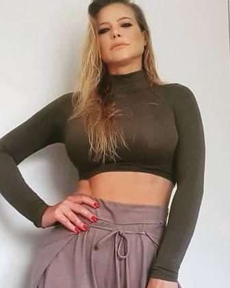A ex-apresentadora infantil Jackeline Petkovic, que chegou a assinar contrato para participar da edição passada, participará da 12ª edição do reality show.