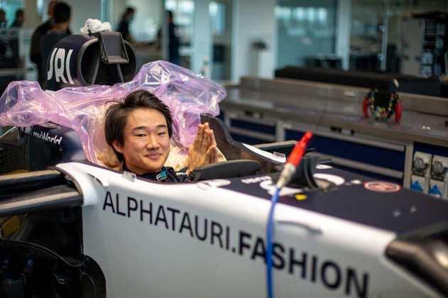 A F1 terá jovens como Yuki Tsunoda em 2021. Que tal relembrar os mais novos a estrearem na categoria. (Por GRANDE PRÊMIO)