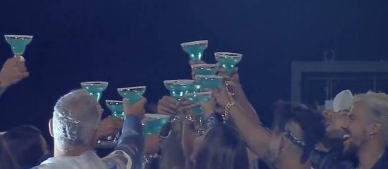 Peões celebram mais uma festa em A Fazenda 12