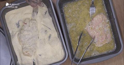 Hmmm... Os pratos dos peões chegam a dar água na boca!