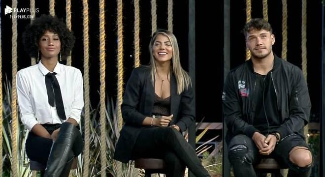 Sabrina, Hari e Lucas estão na décima segunda Roça da temporada