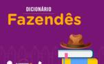 Direto de Itapecerica da Serra (SP), o Fazendês deA Fazenda 12já domina as conversas pelo Brasil! Prepare-se para conhecer uma edição inédita e ficar com os termos do reality na ponta da língua