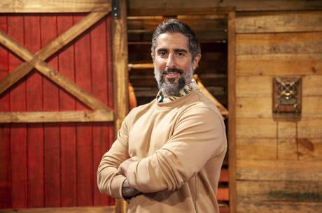 Marcos Mion comanda A Fazenda 12
