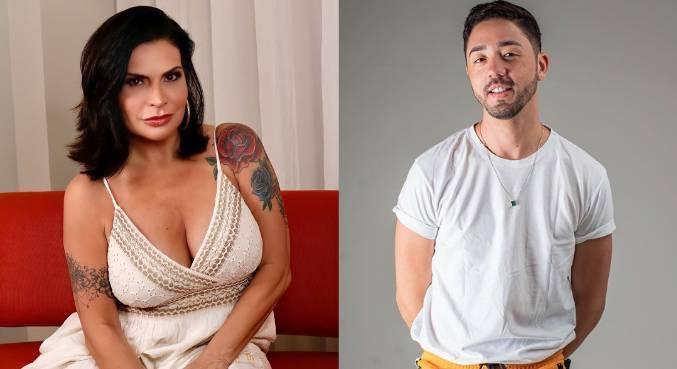 Solange Gomes e Rico Melquiades são confirmados no elenco de A Fazenda 13