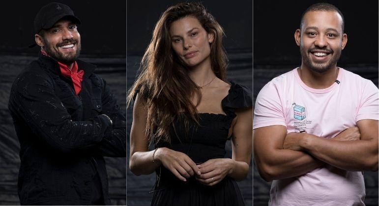 Bil Araújo, Dayane Mello e Mussunzinho estão na Roça