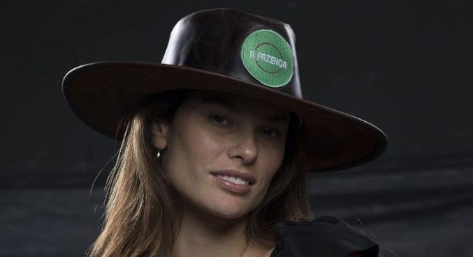 Dayane Mello conquista o posto de Fazendeira