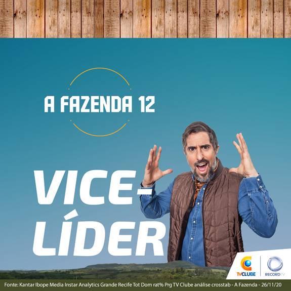 Divulgação TV CLUBE