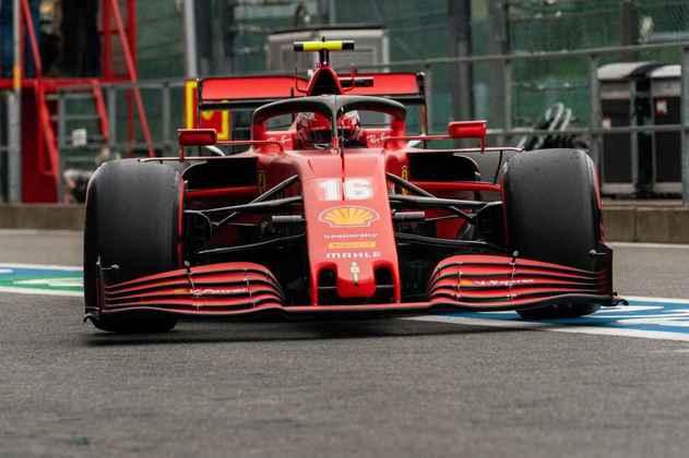 A Ferrari foi a grande decepção do dia de treinos livres na Bélgica, perdendo 1s em relação ao ano passado