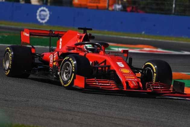 A Ferrari voltou a decepcionar. Após um fraco TL1, Vettel foi o 12º na segunda sessão