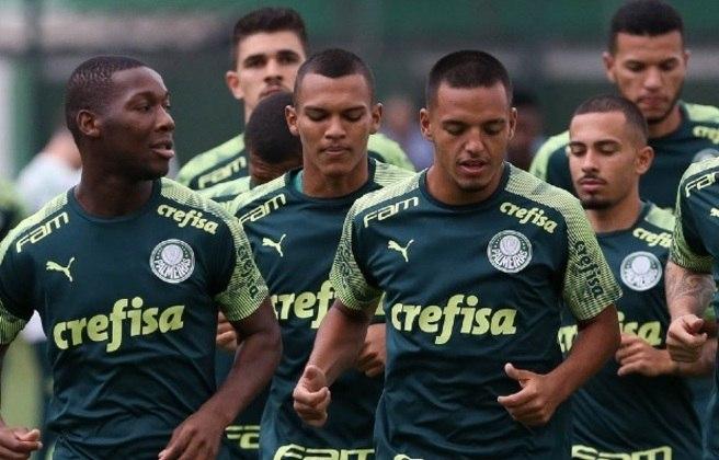 A Fifa liberou até cinco substituições por time na retomada do futebol, depois da pandemia do coronavírus. Com base no que ocorreu até a pausa, veja quem do Palmeiras pode ter mais chances.