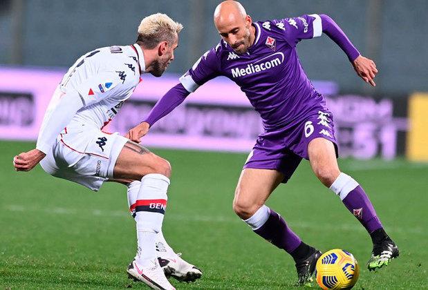 A Fiorentina vem vivendo um processo de decadência nas últimas temporadas. Mas o caso parece mais grave agora.