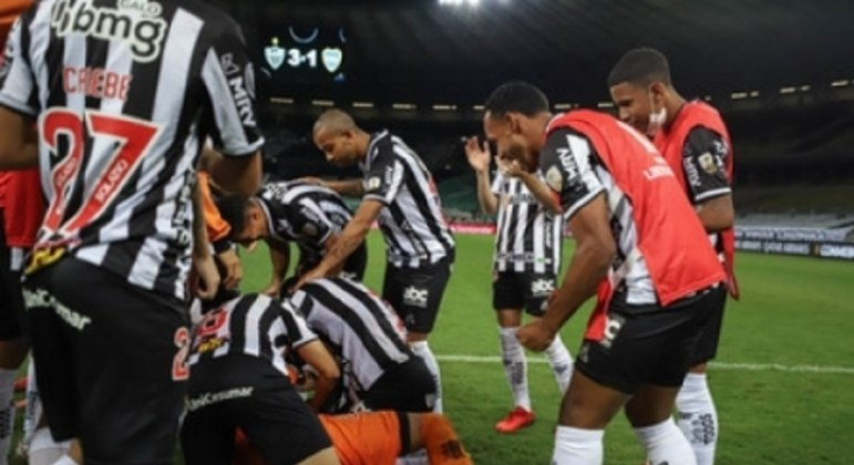 """A """"frieza"""" alvinegra nas penalidades foi destacada por Cuca na classificação do Galo"""