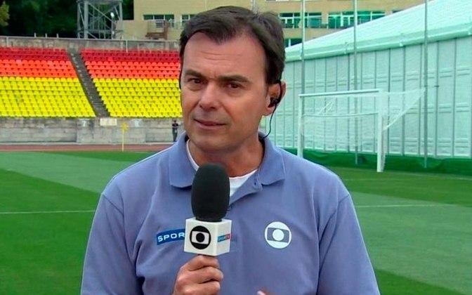 A Globo informou que Tino Marcos deixa o trabalho de repórter - e a emissora - para tratar de projetos pessoais e ficar mais tempo com a família. É o fim de uma trajetória de 35 anos sendo referência dentro do jornalismo esportivo brasileiro.