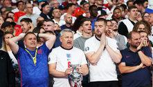 Final da Euro com torcida! Veja imagens dos torcedores na decisão entre Itália e Inglaterra