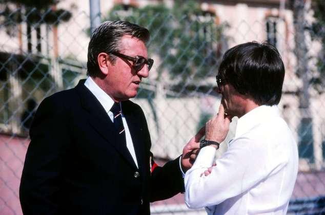 A guerra entre FISA e FOCA teve seu auge no início dos anos 80, com o boicote das equipes da FOCA no GP de San Marino de 1982 por questões financeiras e do regulamento