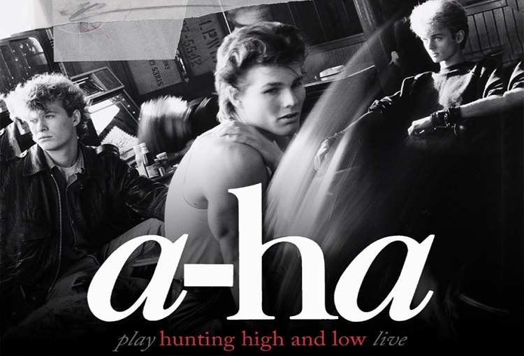 A-HA: Turnê 'Hunting High And Low' acontece em 2021