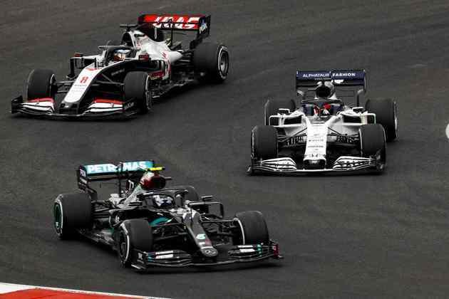 A Haas voltou a ocupar as últimas posições do grid em Portimão