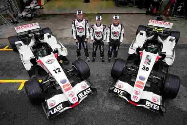 A Honda, com equipe própria na Fórmula 1, tinha o brasileiro Rubens Barrichello e o inglês Jenson Button, campeão em 2009.